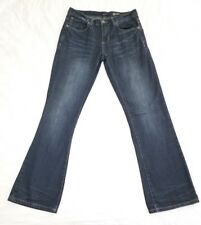 MOONSHINE SPIRIT by Brad Paisley Mens Jeans 30x32 Vintage Style Bootcut Darkwash