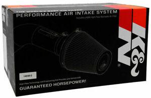 Engine Cold Air Intake Performance Kit-Air Intake Kit K&N 77-2552KP