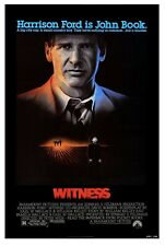 16mm feature-Witness,Harrison Ford,  english sound