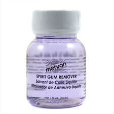 Mehron Spirit Gum Remover 1 oz removes spirit gum