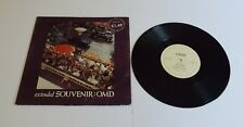 """OMD Orchestral Manoeuvres In The Dark Extended Souvenir 10"""" Single - EX"""