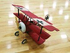 """""""Fokkerish"""" RC indoor park electric model plane airplane kit depron Fokker DR1"""