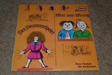 Max Und Moritz / Der Struwwelpeter~Wilhelm Busch / Dr. Heinrich Hoffmann~IMPORT