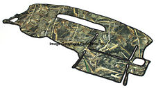 NEW Realtree Max-5 Camo Camouflage Dash Mat Cover / FOR 2007-13 CHEVY GMC BASE