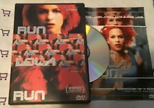 Run Lola Run (Dvd, 1999 Original in German) + Insert!