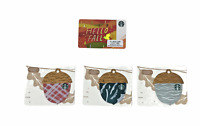 Starbucks Gift Card Lot 2018 Die Cut Acorns Hello Fall $0 Balance Lot of 4 New