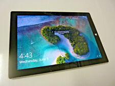 "Microsoft Surface 3  Windows PC Tablet 10.8"" 64GB 7G5-00001 Nice"