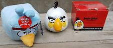 Angry Birds 'Matilda'' MUG with BONUS 'Ice Bird' Sound Plush - OFFICAL ITEMS
