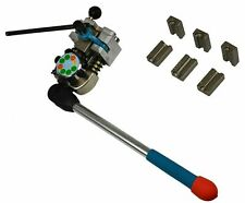 Double Single Metric & Standard 45 Degree Brake Line Flare Flaring Tool Set Kit