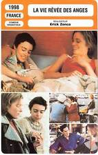 FICHE CINEMA : LA VIE REVEE DES ANGES - Bouchez,Zonca 1998 Dreamlife Of Angels