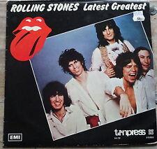 The Rolling Stones - Latest Greatest - Polnische Pressung - LP