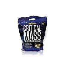 CRITICAL MASS 2267gr Cookies & Cream BIGMAN Proteina Carbohidratos Creatina MCT