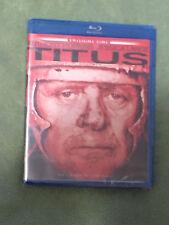 Free*Postage New Titus Blu Ray AnthonY Hopkins Julie Taymor Lange Alan Cumming