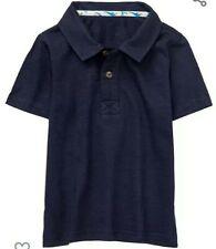 Lot of 3• Boys Gymboree Polo Shirts Size 10 BNWT Navy Blue School Uniform •K1