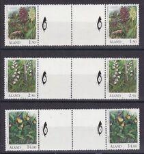 Postfrische Briefmarken aus Europa mit Pflanzen-Motiv als Satz