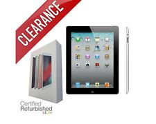 Apple iPad 2 16GB/32GB/64GB   Black or White   AT&T, Verizon or WiFi Only Tablet