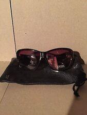 Guess Tortoise Crystal Sunglasses GU 7156W