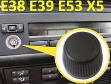 BMW E38 E39 96-03 E53 X5 99-06 RADIO AUTORADIO BUSINESS BOUTON COMMANDE VOLUME
