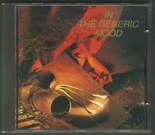 IN THE GENERIC MOOD PROMO CD Francis Goya Rogier Van Otterloo Vicki Brown