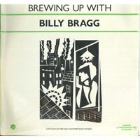 Billy Bragg ‎LP Vinyl Brewing up with / Chrysalis CHR1478 Sealed