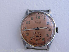 ANTIQUE  Vintage Swiss Watch CHRONOMETRE ANKER EXTRA WW2 period MILITARY