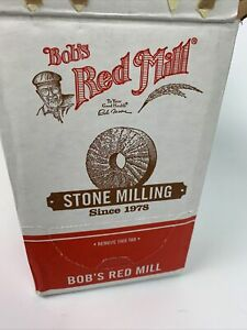 4-Pk Bob's Red Mill ORGANIC Gluten Free Quick Cooking Rolled Oats, 28 oz ea