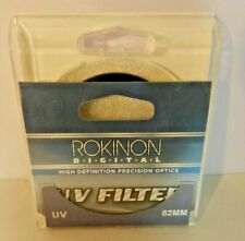 Rokinon 62mm High Definition UV Protective Filter