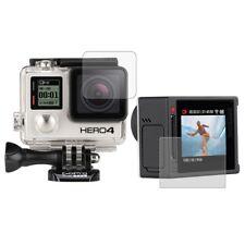 vetro temperato 9 H per GoPro Hero 4 PROTEGGI SCHERMO