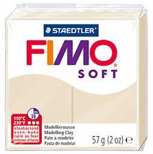 FIMO SOFT Modelling Clay Sahara 70 Oven Bake Polymer Staedtler
