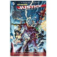 Justice League Vol. 2: The Villain's Journey by Johns, Geoff