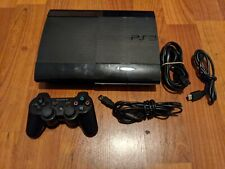Playstation 3 PS3 super slim Console bundle with controller