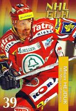2004-05 Czech NHL ELH Postcards #4 Milan Hejduk