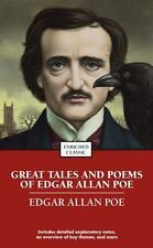 P32 * GREAT TALES AND POEMS OF EDGAR ALLAN POE, COMPLETE AND UNABRIDGED