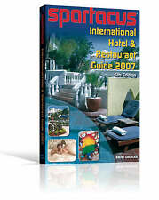 Spartacus International Hotel and Restaurant Guide 2007, Bruno Gmunder, Very Goo