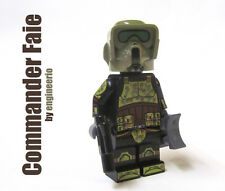LEGO Custom -- Commander Faie -- Star Wars Clone Trooper 41st kashyyyk 75035