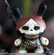 Kidrobot Dunny Azteca Series 2 - Figure / Figurine Adelita Muerte by Oscar Mar