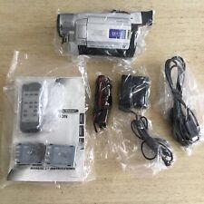 Vintage JVC GR-DVL815U Digital Video Camera Camcorder w/ Accessories 400X New