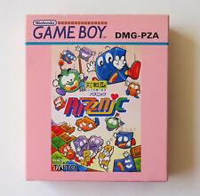 PUZZNIC [ Taito ] Nintendo Game Boy Japan