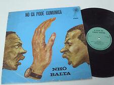 NHO BALTA No Ca Pode Comunica - LP AFROBEAT MORNAS COLADEIRAS Cape Verde FUNKY