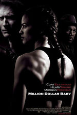 EASTWOOD - MILLION DOLLAR BABY  DVD DRAMMATICO