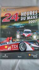24 Heures du Mans 2007 : Le livre officiel de la plus grande course d'endurance