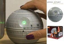 Star Wars Death Star Kitchen Timer Green Light and Sound