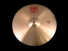 Paiste 2002 Series 18'' Classic Crash Cymbal, Excellent Demo Model