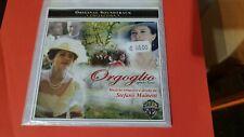 ORGOGLIO CAPITOLO TERZO (STEFANO MAINETTI) CD ORIGINAL SOUNDTRACK