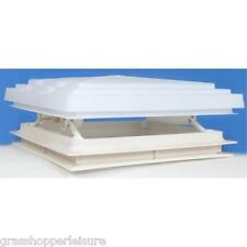 MPK 280 ROOFLIGHT VENT & FLYNET motorhome caravan campervan skylight roof hatch