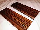 Wooden sides for SONY Denon Technics Pionner Onkyo Akai side panels to order