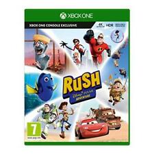 Rush a Disney Pixar Adventure (xbox One) - Game 54vg The Cheap Fast Post