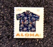 2012USA #4597-4601 32c Aloha Shirts Plate Number Coil Single  Mint  PNC