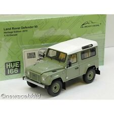 LAND ROVER DEFENDER 90 HERITAGE EDITION 2015 ALMOST REAL MODEL 1/18 #810204
