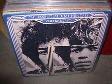 "JIMI HENDRIX essential volume two / 2 ( rock ) with 7"" gloria bonus"